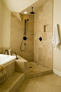 showers without doors | ... open shower the kind of shower ...