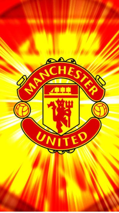 Apple iPhone 6 Plus HD Wallpaper - Manchester United in with red and yellow background # ...