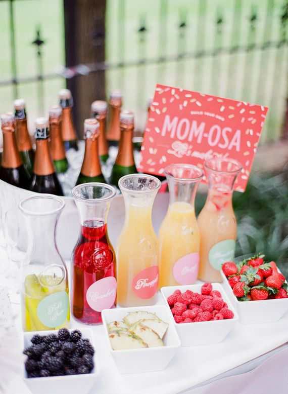 Your Baby Shower Menu Guide And Food Ideas