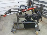 Hydraulic Pipe / Tube Bender Build | Chassis Build ...