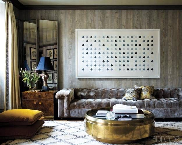 Perfect Pitch Elle decor, Manhattan and Apartments - elle decor living rooms