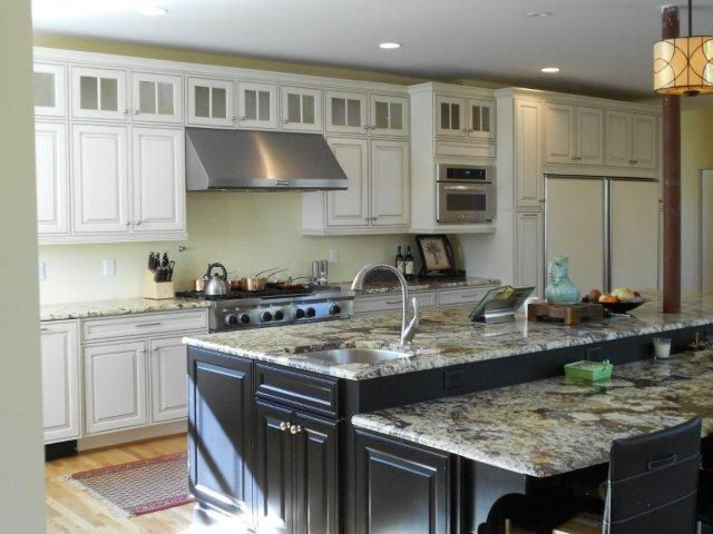Kitchen Island With Table Height Seating Kitchen Islands With Table Seating | Staggered Height