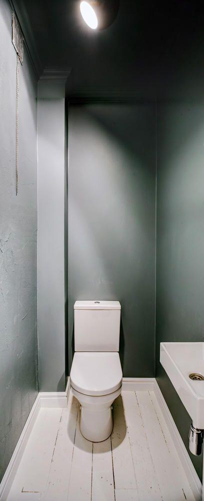 Originelle 30er Jahre Architektenwohnung neu renoviert 30er - badezimmer 30er jahre