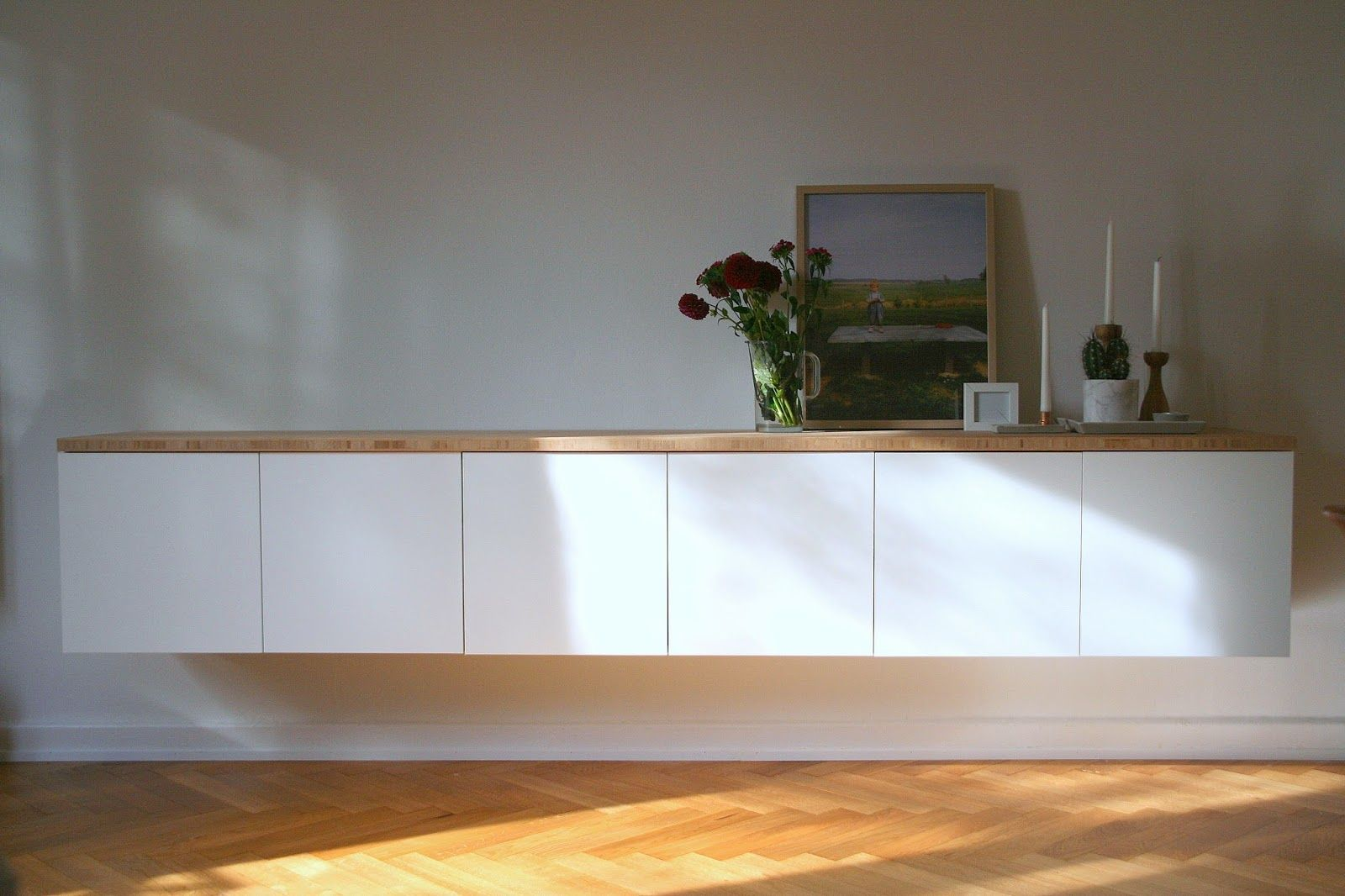 Ikea Sideboard Ikea Sideboard Hack On Pinterest