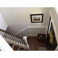 Stair railing | Split Foyer Ideas | Pinterest | Foyers ...