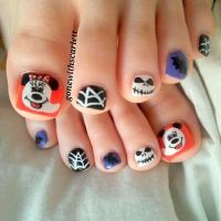 halloween by gonewithscarlett #nail #nails #nailart ...