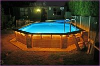 Above Ground Pool Ideas For Small Backyard | Pool ...