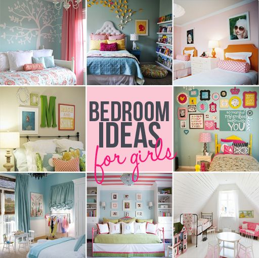 Lil Blue Boou0027s Bedroom Ideas for Girls For the Home Pinterest - diy ideas for bedrooms