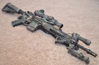 LWRC IC SPR and more accessories at http://www.mountsplus ...