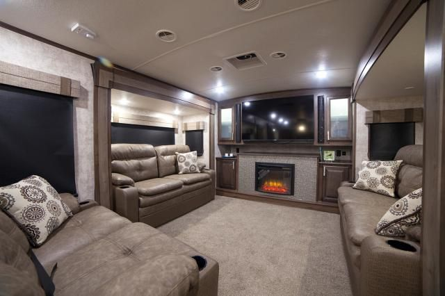 2017 Open Range 3X 377FLR Front Living Room Fifth WheelFront - front living room fifth wheel