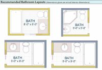Small Bath Layout Classy Inspiration 12 1000 Ideas About ...