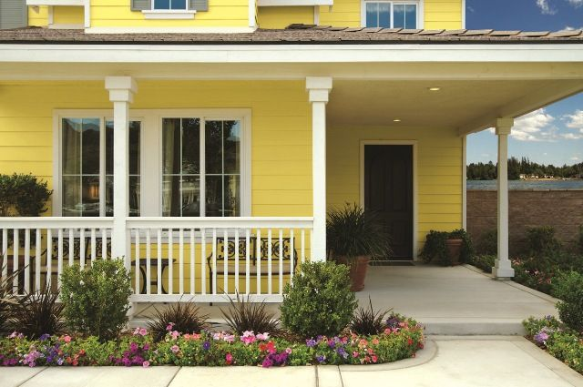 Exterior House Paint Before And After Looking For Professional