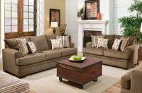 My Miranda is not your average fabric livingroom set ...