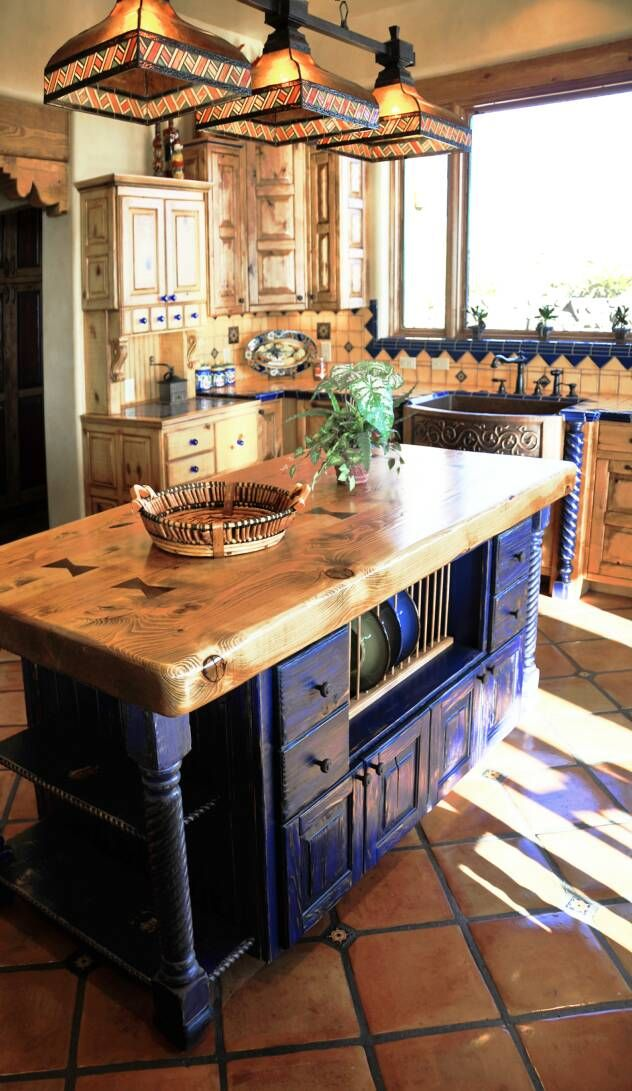 Mexican Style Kitchen Cabinets Best 25+ Southwestern Kitchen Island Lighting Ideas On