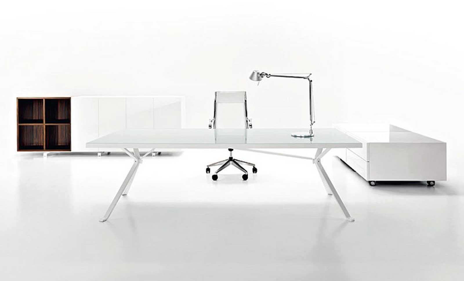 Modern Office Desk Chairs White Modern Designer Office Furniture Executive Danny