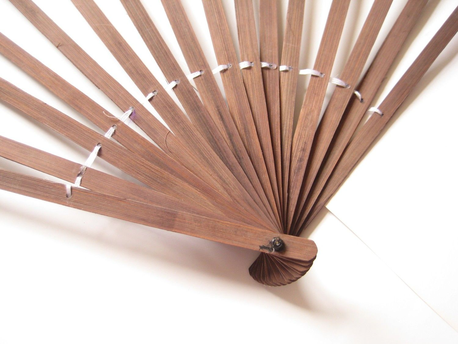 Diy Air Conditioner No Electricity Two Bamboo Fan Staves By Suppliesfromnadia On Etsy No