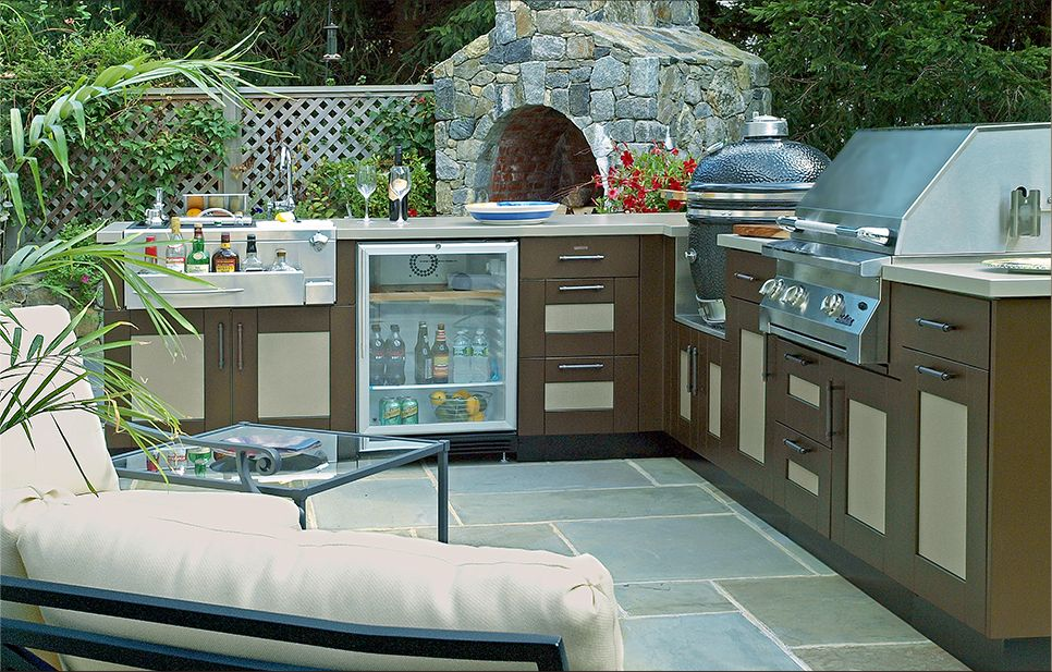 Brown Jordan Outdoor Kitchens My favorite grills Pinterest - outdoor kueche kochen freien planung