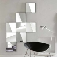 28 Unique and Stunning Wall Mirror Designs for Living Room ...