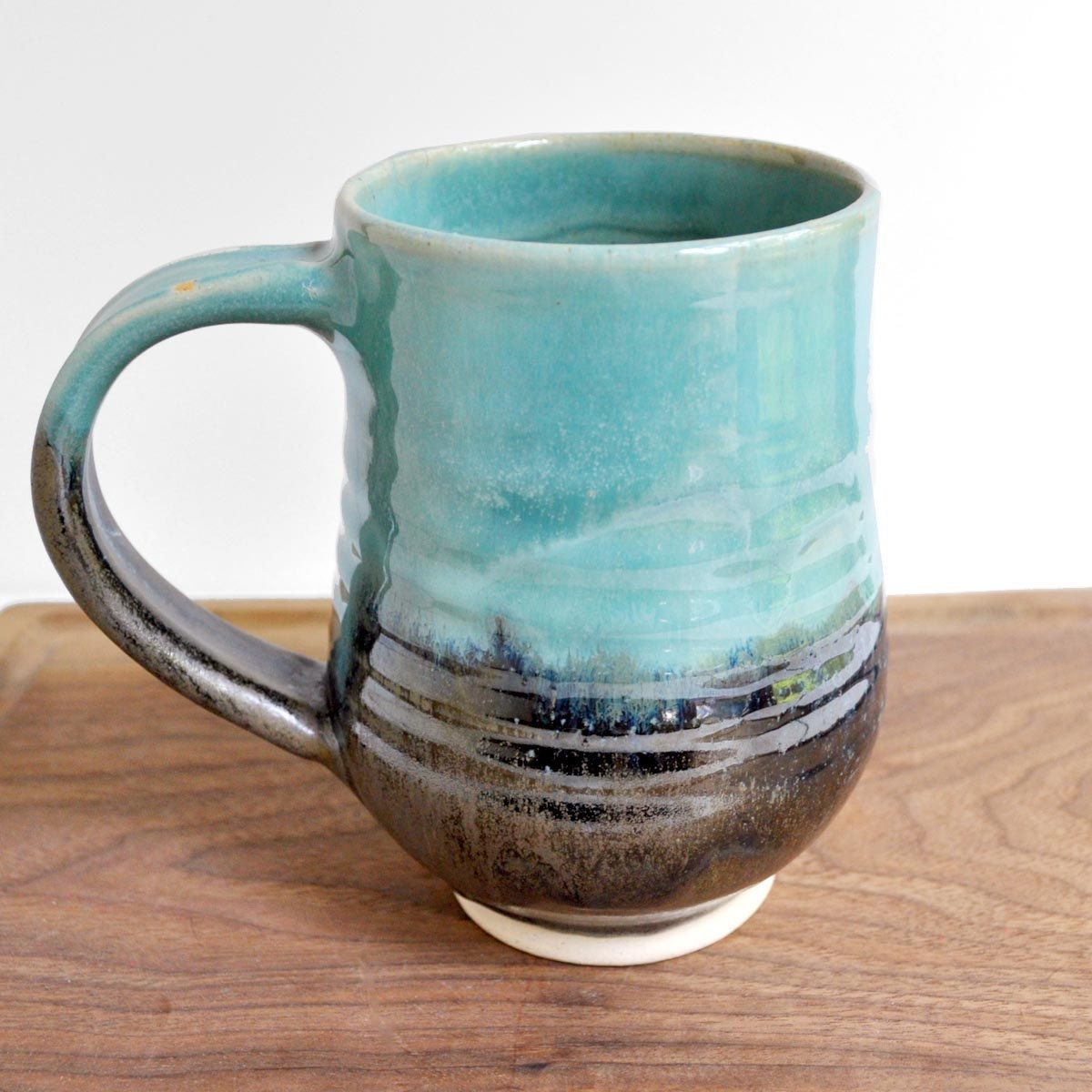 Tea Mugs For Sale Handmade Pottery Mug Or Beer Stein Seconds Sale Tea Mug