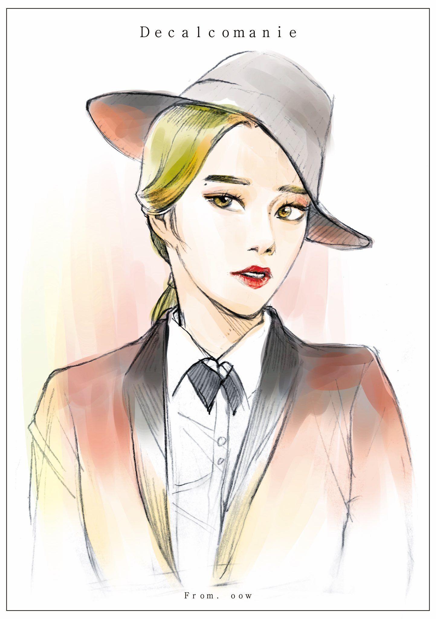 Cute Watercolor Wallpaper Kpop Fanart Allkpop Forums
