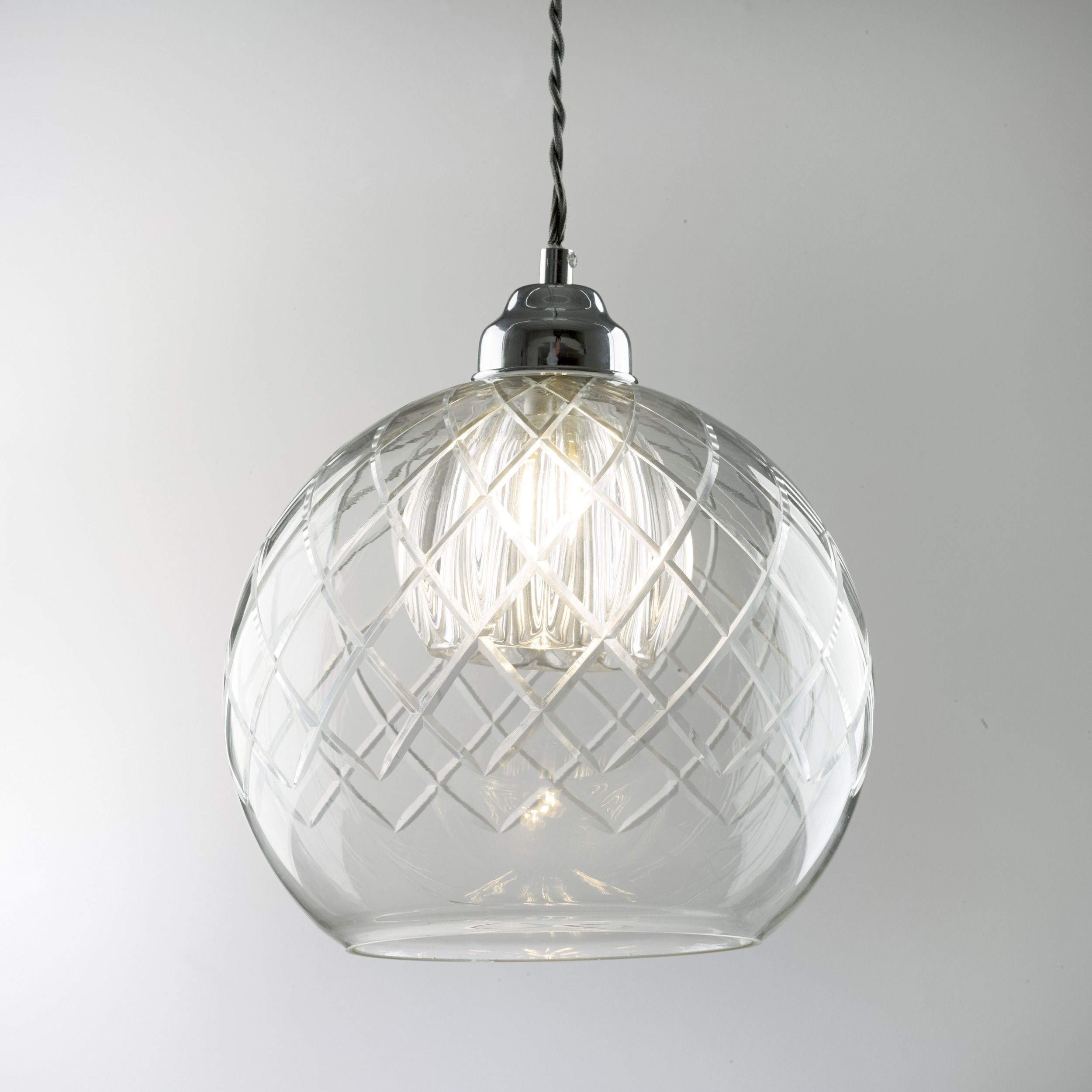 Kitchen Pendant Lighting Glass Shades Gabby Glass Ceiling Pendant Light This Stunning Glass