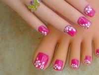 Quick And Easy Nail Art Designs   Nailishous   Pinterest ...