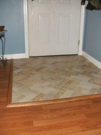 Tiled entryway | Daycare remodel | Pinterest | Tile ...
