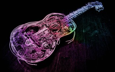 Cool Guitar Wallpapers | HD Wallpapers | Pinterest | Guitars, Wallpaper and Hd wallpaper
