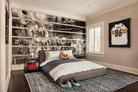 Teens Room Boys Teenage Bedroom Ideas Houzz With Sporty ...