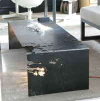 Commute Home - rolled steel coffee table | My Style ...