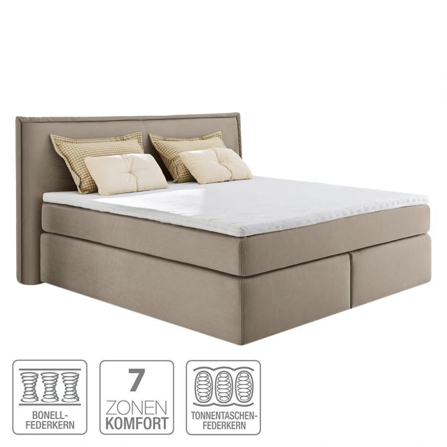Federkernmatratze 180x200 Boxspringbett Lungro Bedrooms House And Interiors