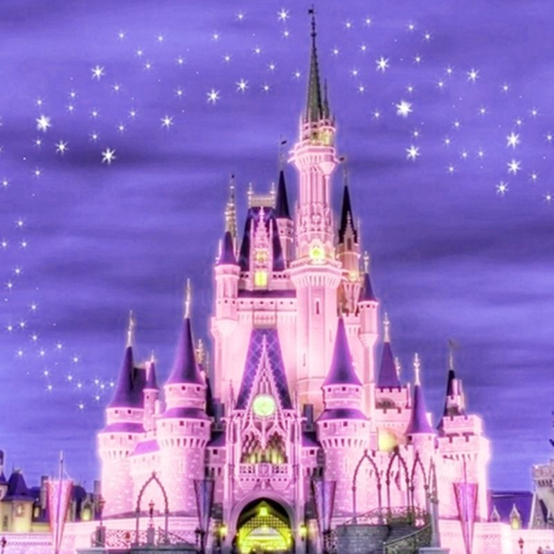 Paris Wallpaper Cute Blue Castillos De Princesas Disney Rosa Buscar Con Google