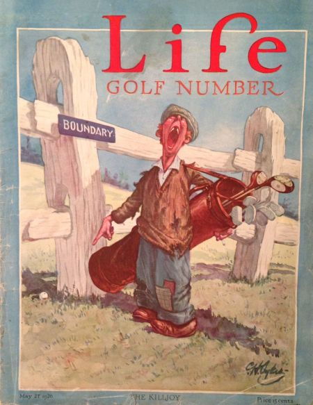 Life Magazine Cover 1926