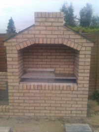 Brick Bbq Pit Designs | Home Ideas Design | For the Home ...