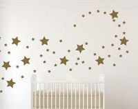 Stars Decal Star Wall Decals Shape Disney Magical Star ...