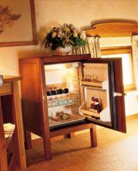 Hidden mini fridge | Kitchen | Pinterest | Mini fridge ...