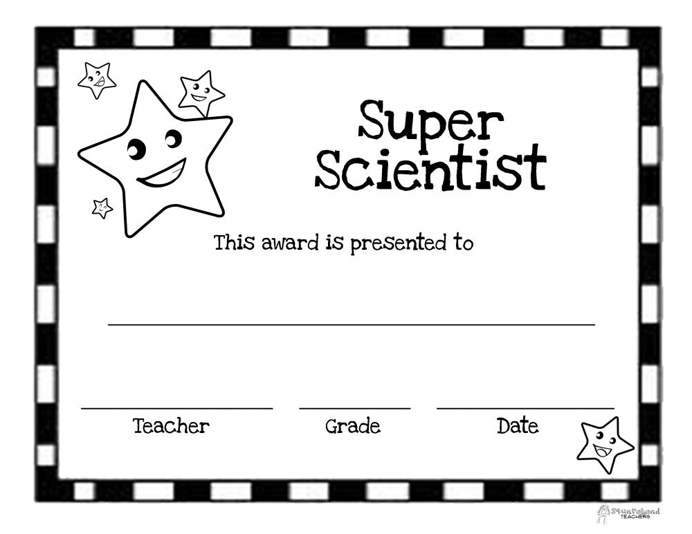 End of the Year Awards for your classroom (43 Printable - free award certificates