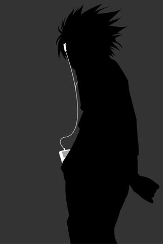 L Death Note Android Wallpaper HD | Anime Android Wallpapers HD | Pinterest | Death note, Death ...