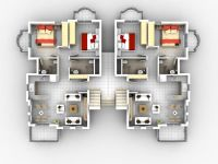 Architecture Other Rome Apartments Floor Plans ...
