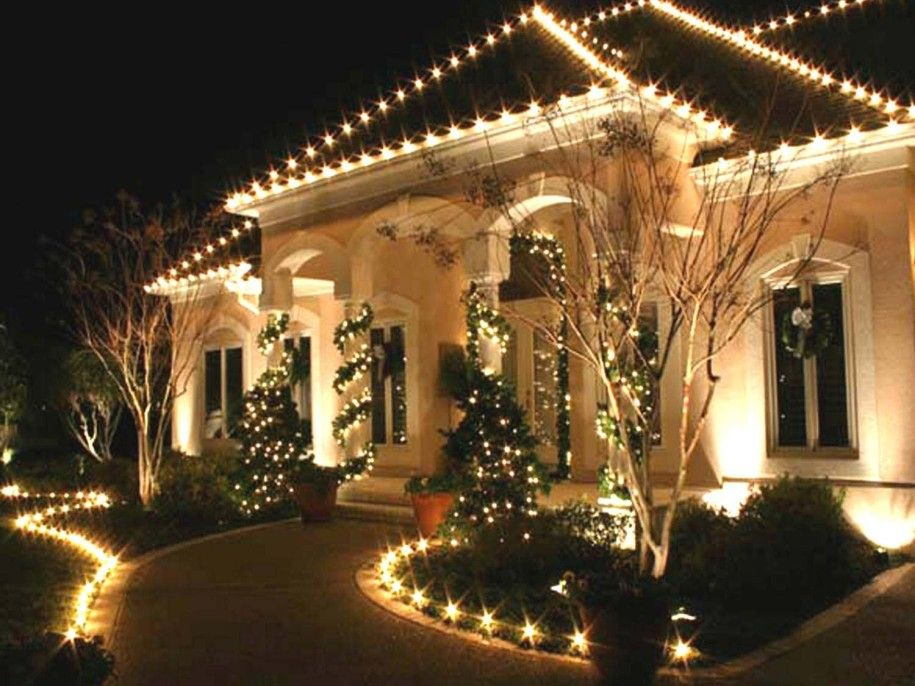 Decorating Amazing Residential Outdoor Christmas Decorations - christmas decorations for outside