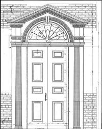georgian portico front door | Windows and Doors ...