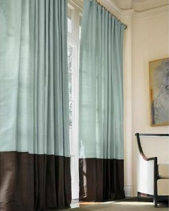 Brown Curtains For Living Room Brown Curtains And Drapes Home - turquoise curtains for living room