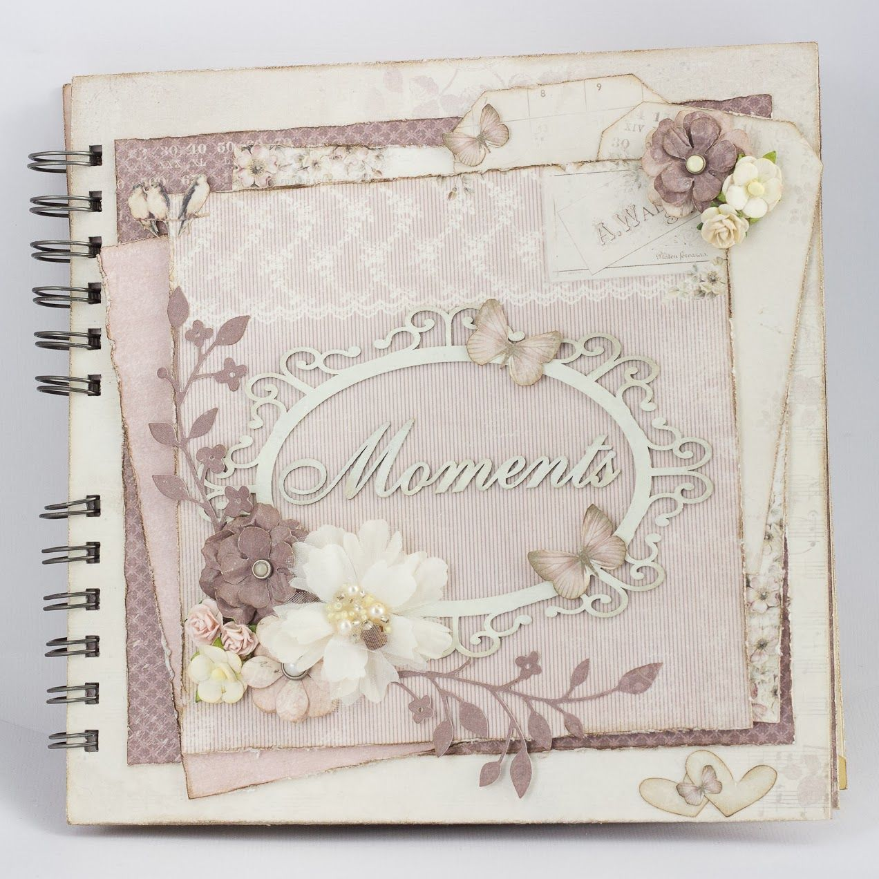 Decorar Album Scrap Little Scrap World Mini Album Album Pinterest