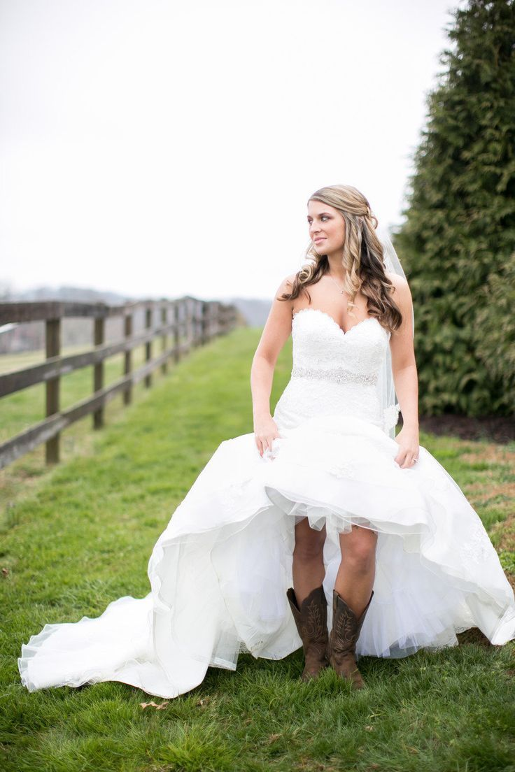 country wedding dresses short wedding dresses with cowboy boots