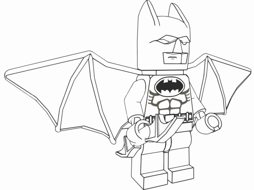 Lego batman coloring pages printable printable coloring pages