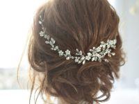 Bridal Headpiece, Wedding Hair Vine, Bridal Hair Vine