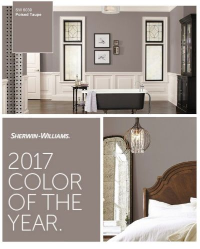 Best 25+ Sherwin williams poised taupe ideas on Pinterest | Bedroom paint colors, House paint ...