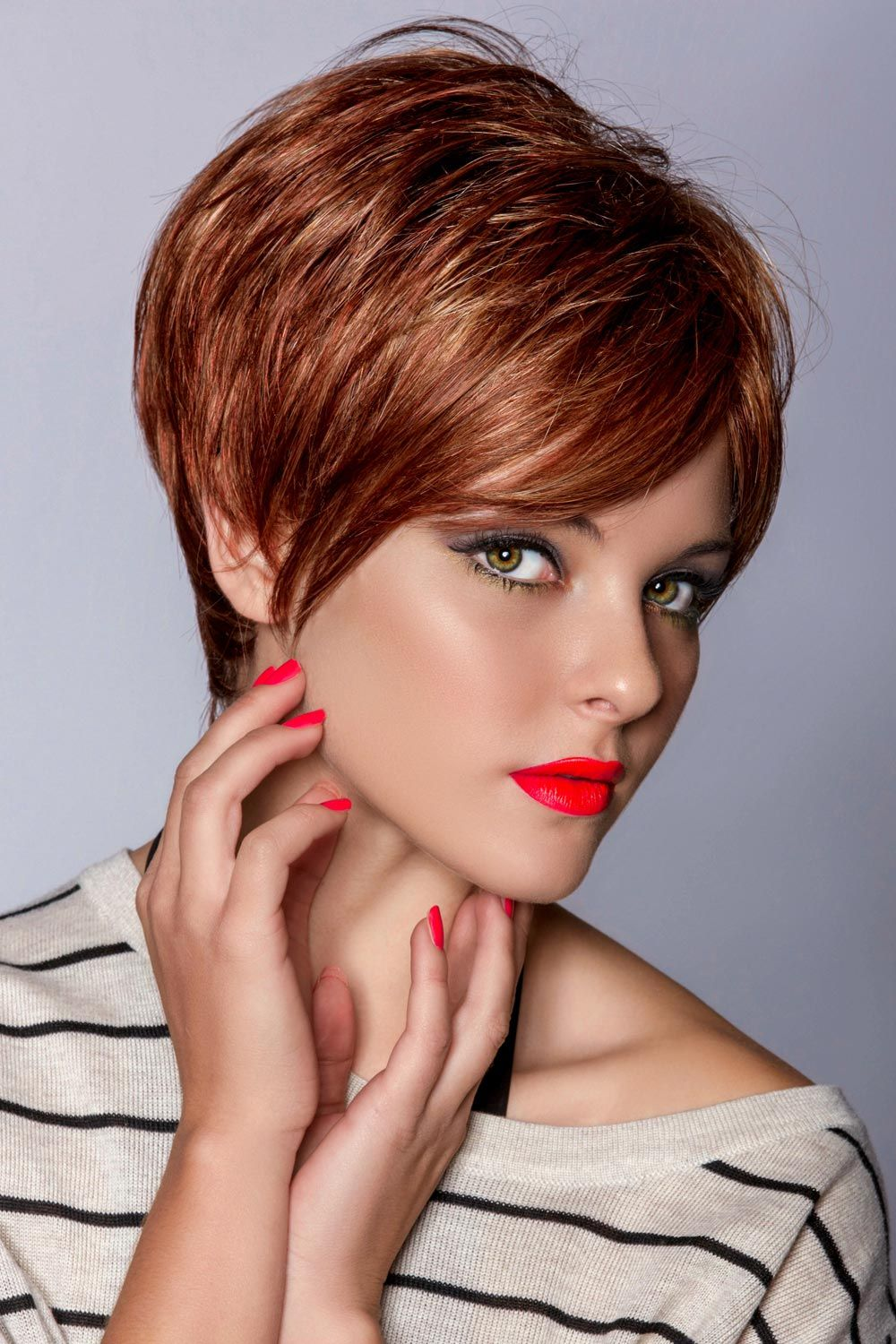 Schicke Kurzhaarfrisuren Für Damen Haircut Style Hair - Schicke Frisuren