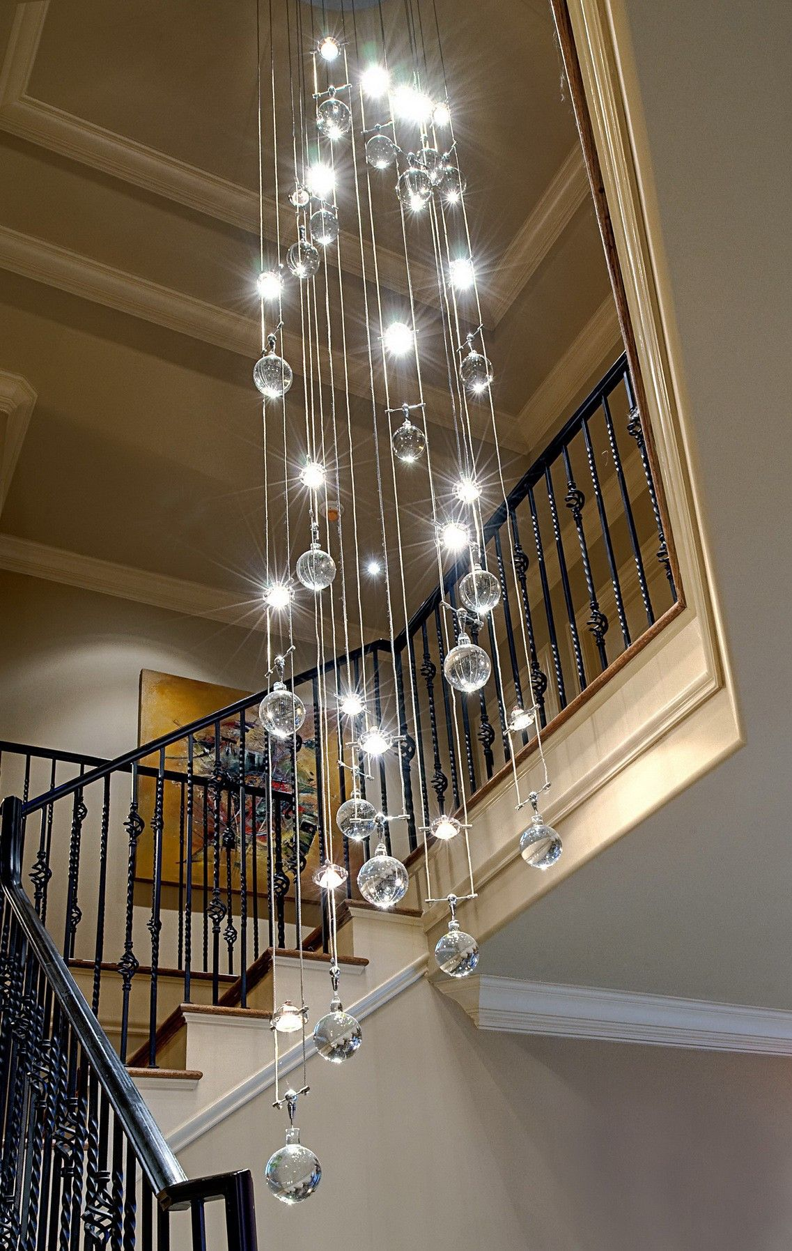 Cool Chandelier Ideas Greet Your Guest With Dazzling Foyer Chandeliers Cool