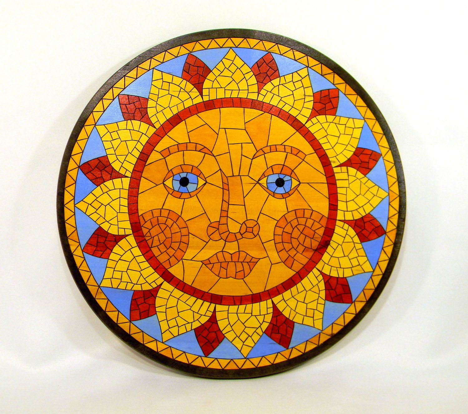 Möbel Drinnen Streichen With Makes Most Great Mosaic Sun Can The To With You 1 A